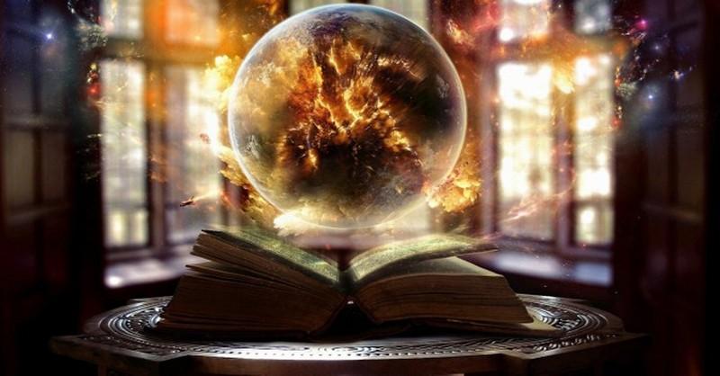 Magická kniha ako skutočný majster vášho života