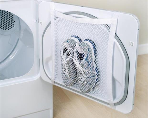 Sieťka na sušenie vašich topánok