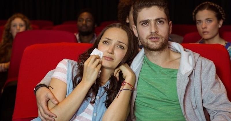 Čo vypovedá plač počas sledovania filmu o vašej osobnosti