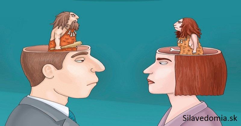 Pračlovek a jeho pravidlá prežitia: Ako prekonať podvedomé inštinkty, ktoré v dnešných moderných časoch strácajú svoje opodstatnenie
