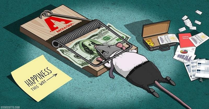 V čom je moderná konzumná spoločnosť úplne pomýlená?