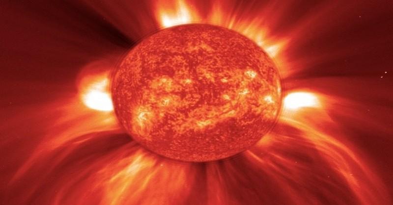 Vedecké dôkazy o tom, že sa kúpeme v kozmickej energii