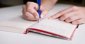 7 veľkých výhod, ktoré získate vedením denníka