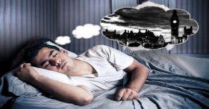 Tajomstvá, ktoré prehliadame, či nepostrehneme počas dňa sa nám odhaľujú počas spánku práve v našich snoch