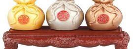 Ako použiť princípy feng shui pri našej peňaženke