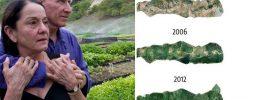 Ako brazílsky fotograf obnovil v priebehu 20 rokov celý les vysadením 2,7 miliónov nových stromov
