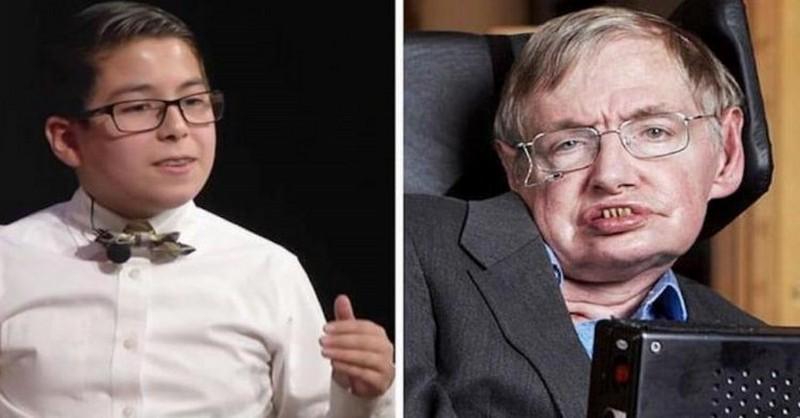 11-ročný génius tvrdí, že pozná argumenty, ktorými možno vyvrátiť tvrdenia Alberta Einsteina či Stephena Hawkinga