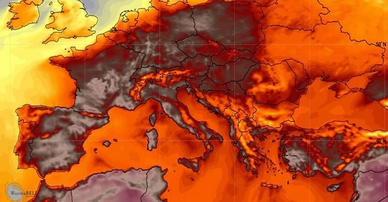 Do Európy prichádza peklo – meteorológovia nás varujú pred nadchádzajúcou vlnou potenciálne zdrvujúcich horúčav