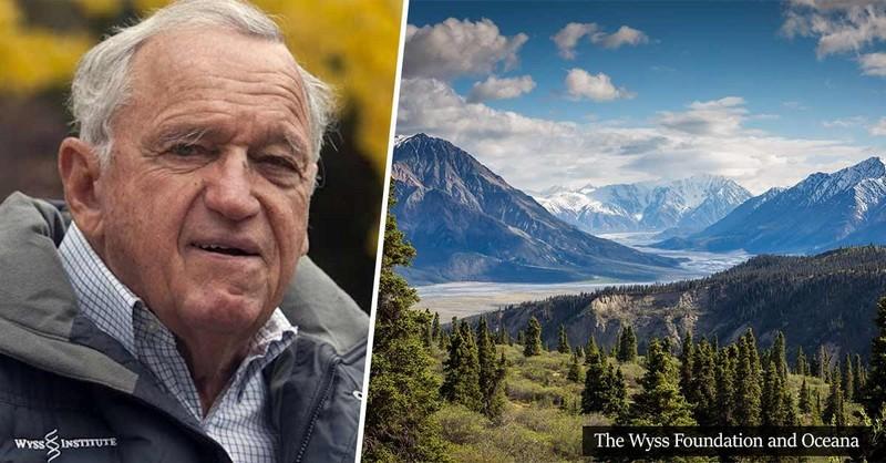 Švajčiarsky miliardár daroval na záchranu Zeme 1 miliardu dolárov