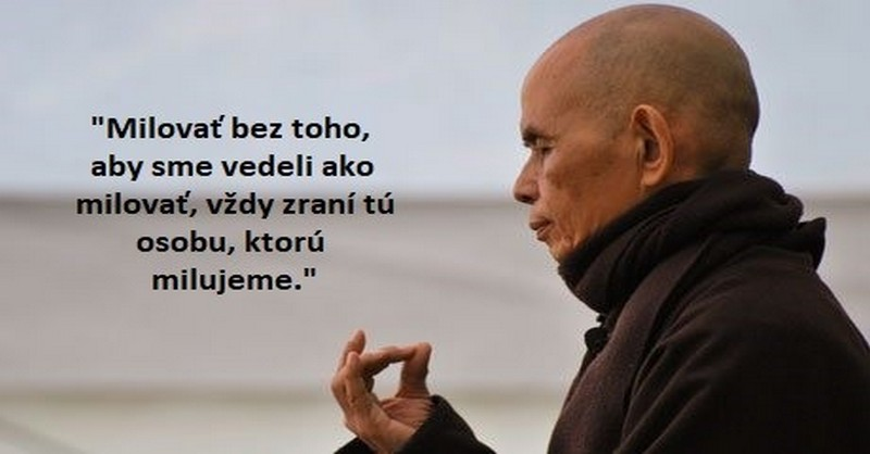"""Majster zen-budhizmu vysvetľuje, čo to naozaj znamená, keď niekto povie """"Milujem ťa"""""""