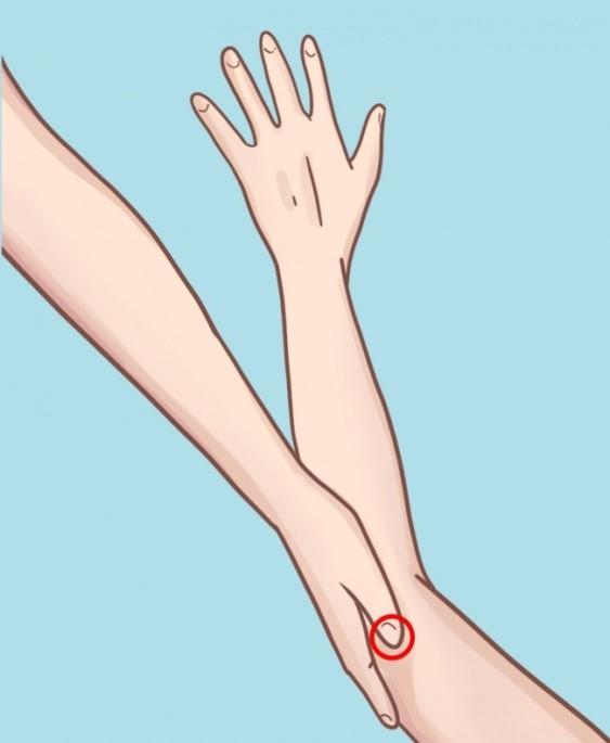 14 tlakových bodov, znalosť ktorých vám umožní zbaviť sa nepríjemných bolestí po celom tele