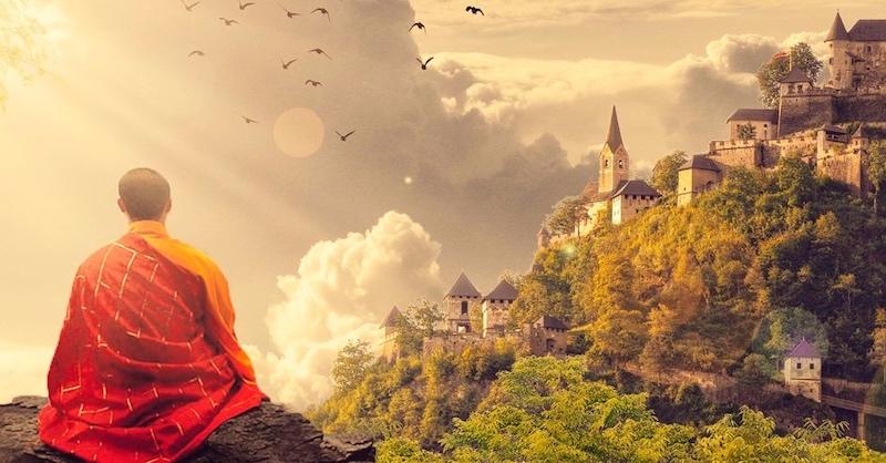 Bol som hlboko nešťastný... potom som objavil toto budhistické učenie