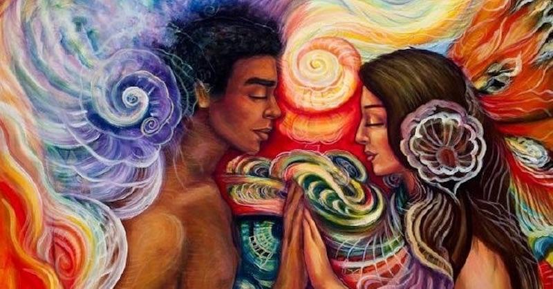 """Astrálna intimita: Áno, skutočne môžete mať """"mimotelový"""" sex"""