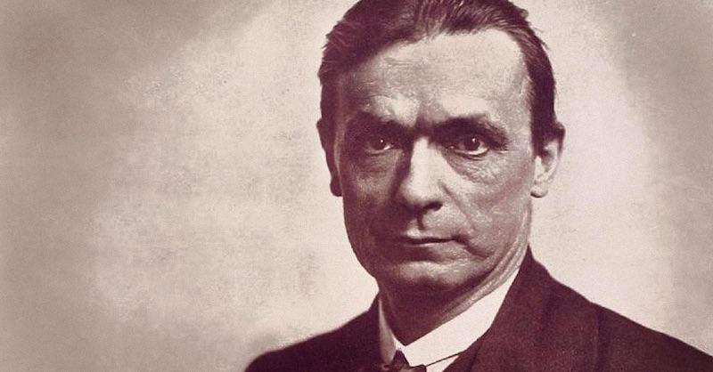 Rudolf Steiner: Nepriateľské spirituálne bytosti sa živia vašou úzkosťou a strachom